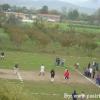 Pamje e ndeshjeve