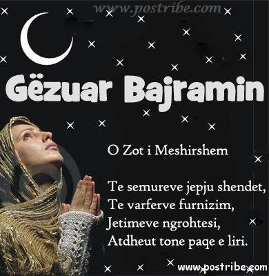 Gëzuar Bajramin