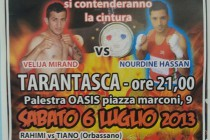 Mirand Velija Kampion Boksi ne Itali per peshen 64 Kg.