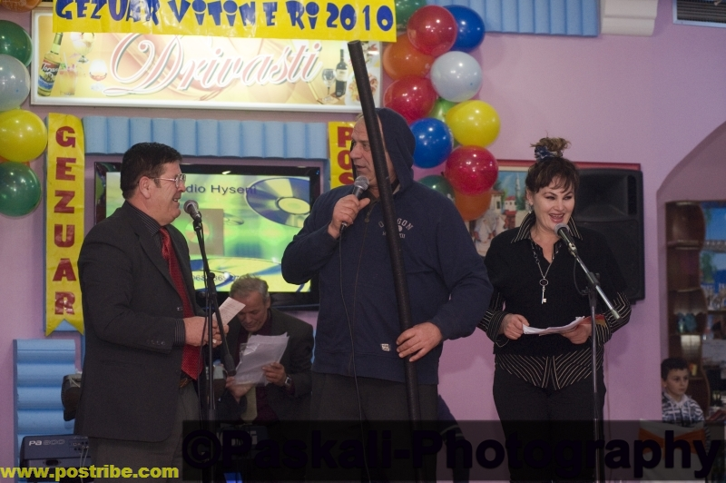 Gezuar Vitin e Ri 2010