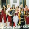 Veshja Tradicionale e Postribes - Sarda
