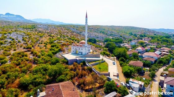 Xhamia Kullaj - Njesia administrative Postribe - Xhamia kullaj postribe